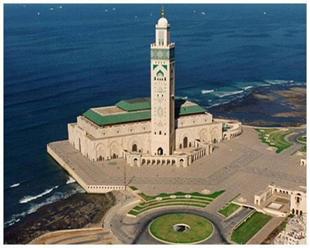Car rental in Casablanca, 4x4, minibus and airport transfer