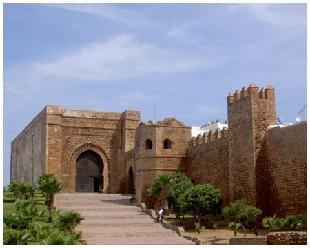 Car rental in Rabat 4x4, limousine and minibus in Morocco
