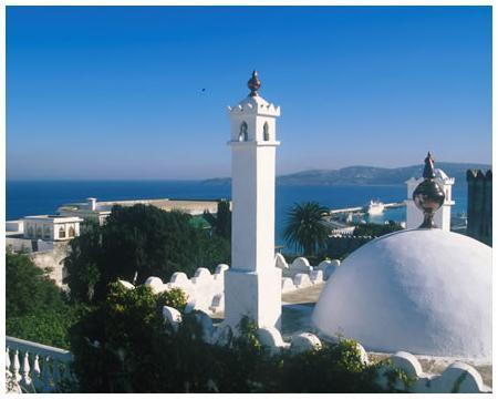 Tangier 4x4 car rental, minibus and airport transfer.